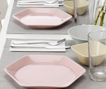 Pink Plate