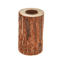 15cm Bark Tealight Holder