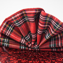 Royal Stewart Red Plaid Napkins