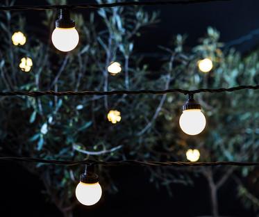 Warm White Marquee Festoon Lights