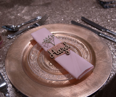25cm Pressed Glass Bread Plate