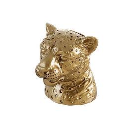 Gold Jaguar Holder