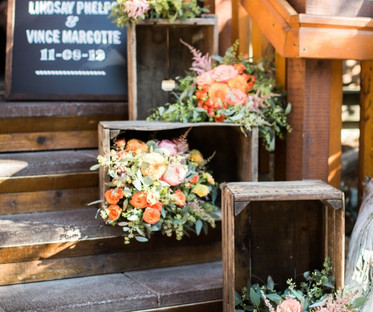 Wooden Crate Entrance