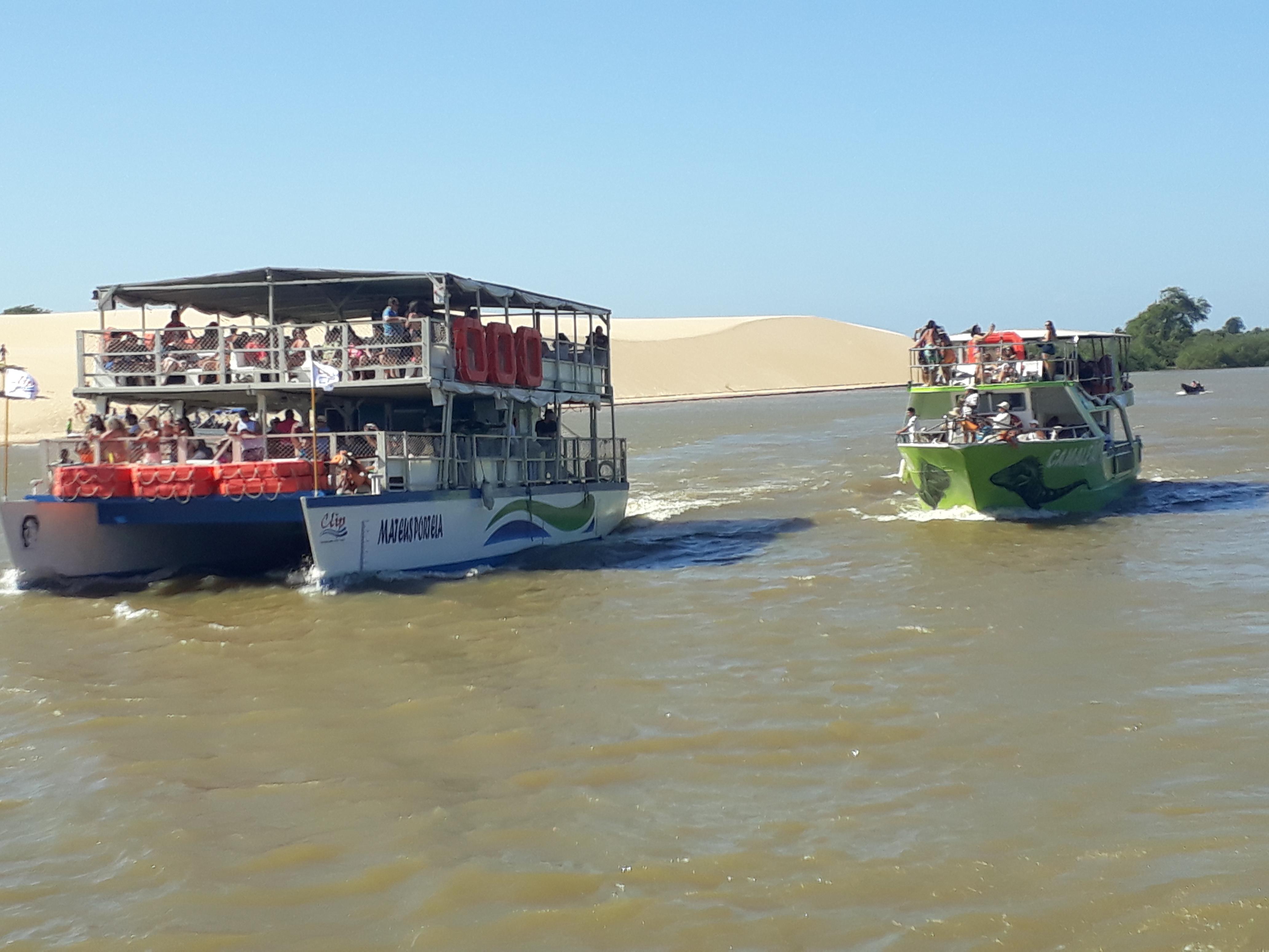 Excursão Delta do Parnaíba