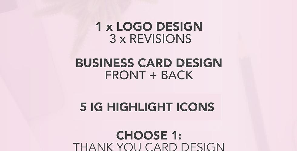 Branding Package - Bronze