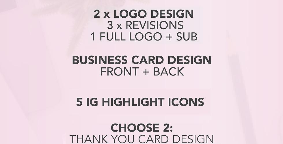 Branding Package - Silver