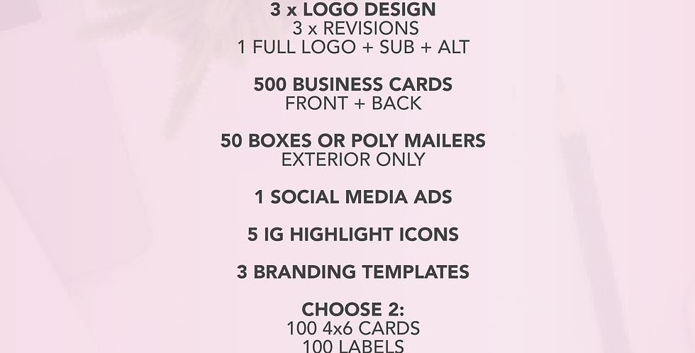 Branding Package - Platinum