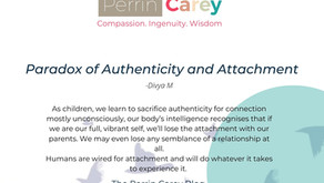 Paradox of Authenticity and Attachment