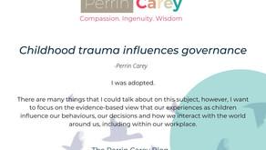 Childhood trauma influences governance