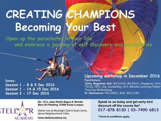 Creating Champions Seminar