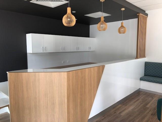 Brisbane Dental Reception