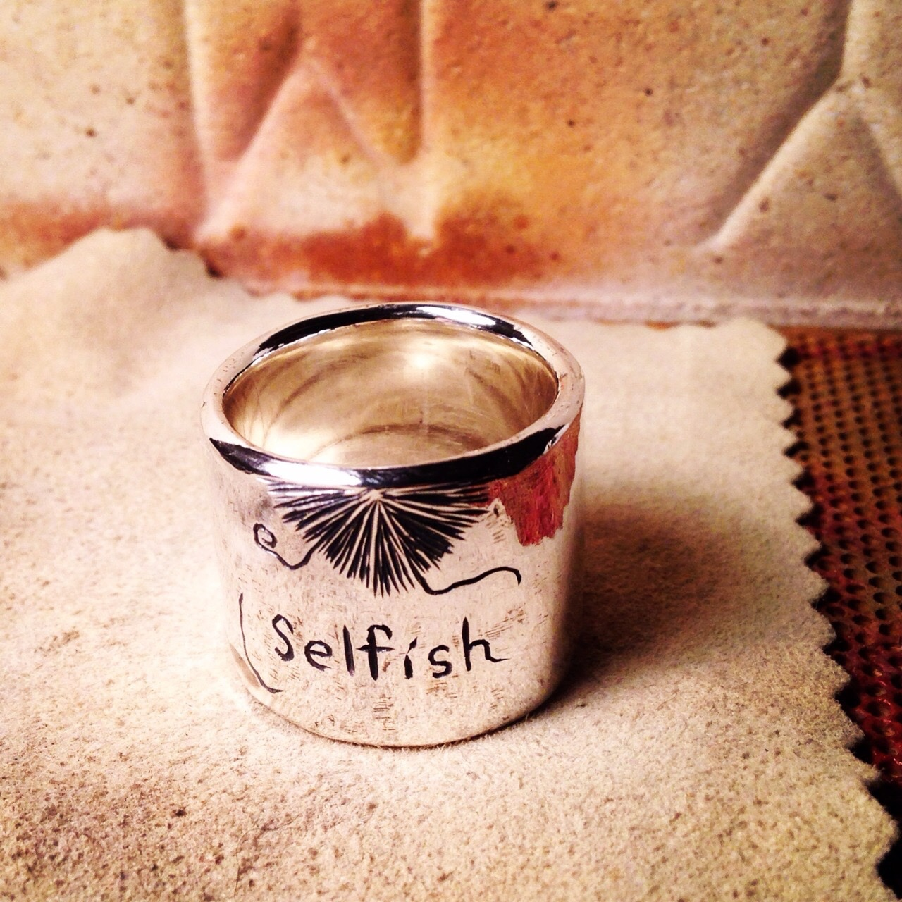 Selfish ring