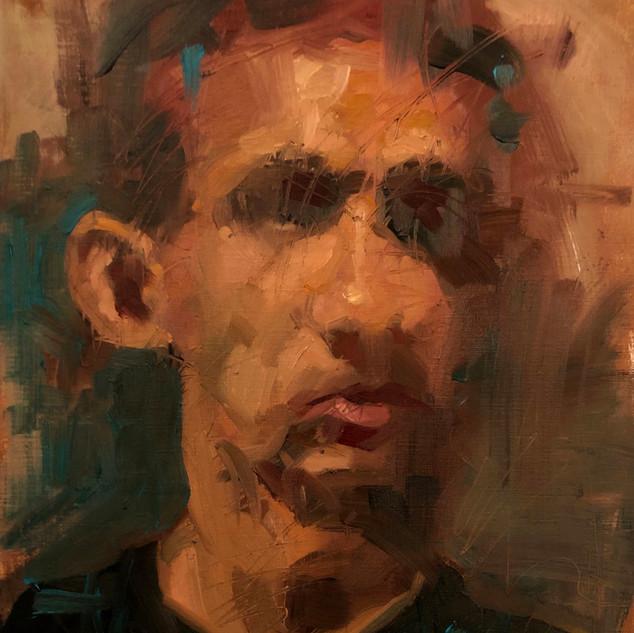 3-hour Portrait Study