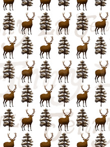 """Patterns for """"Rustic Lodge Art Collection"""""""
