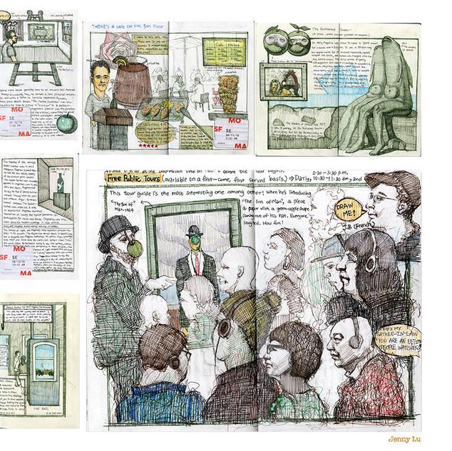 René Magritte Show