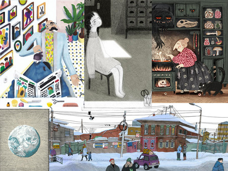 5 Illustrators You Don't Want to Miss From Bologna Children's Book Fair 2021