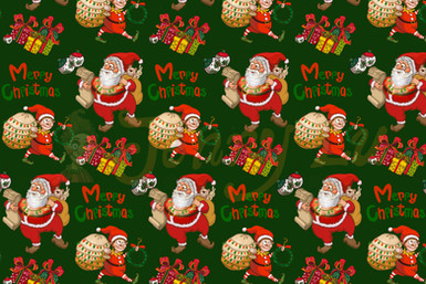 Merry Christmas Art Collection