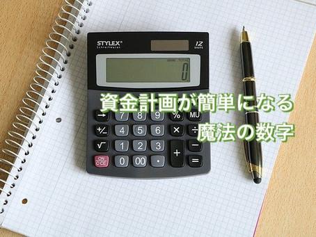 資金計画に必要な6つの係数