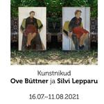 Silvi Lepparu ja Ove Büttner