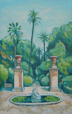 Palermo-botaanikaaia-vaade-lehele