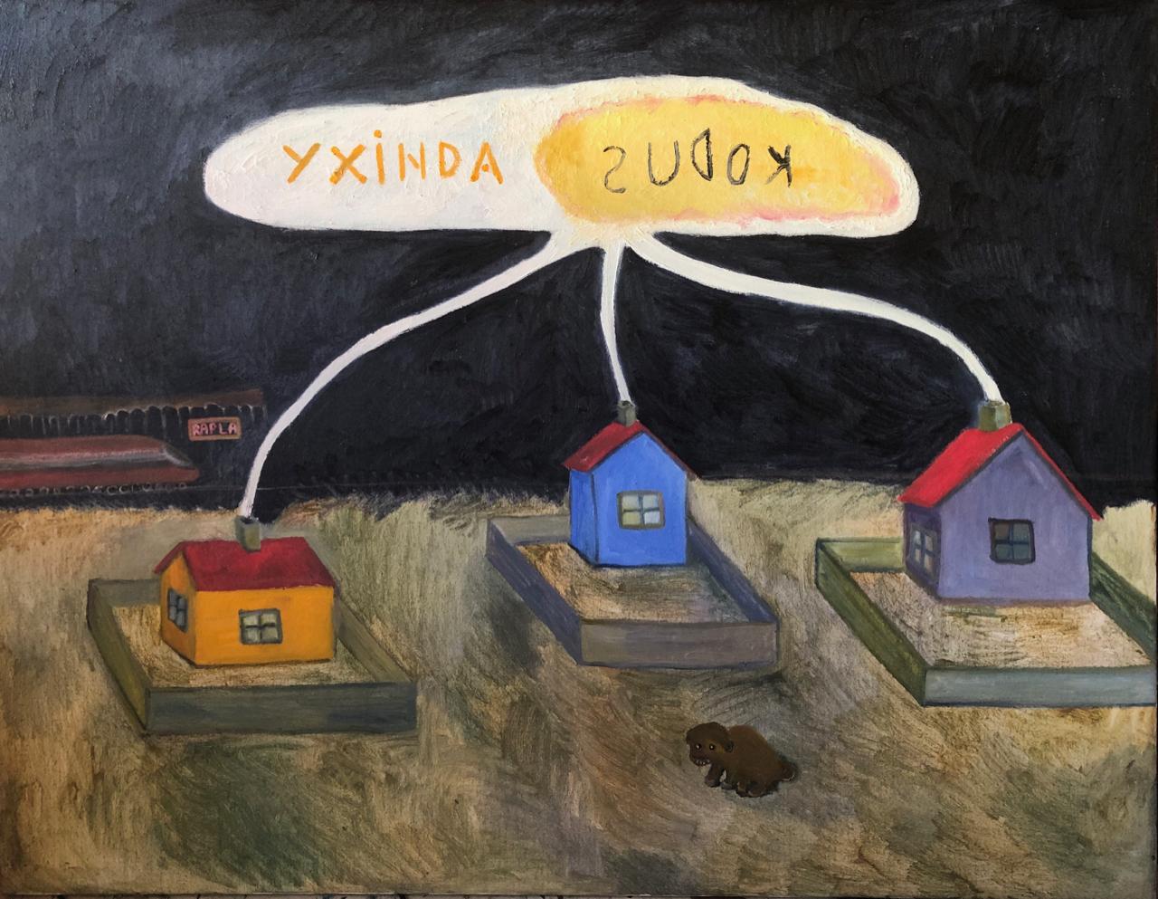 Yxinda kodus