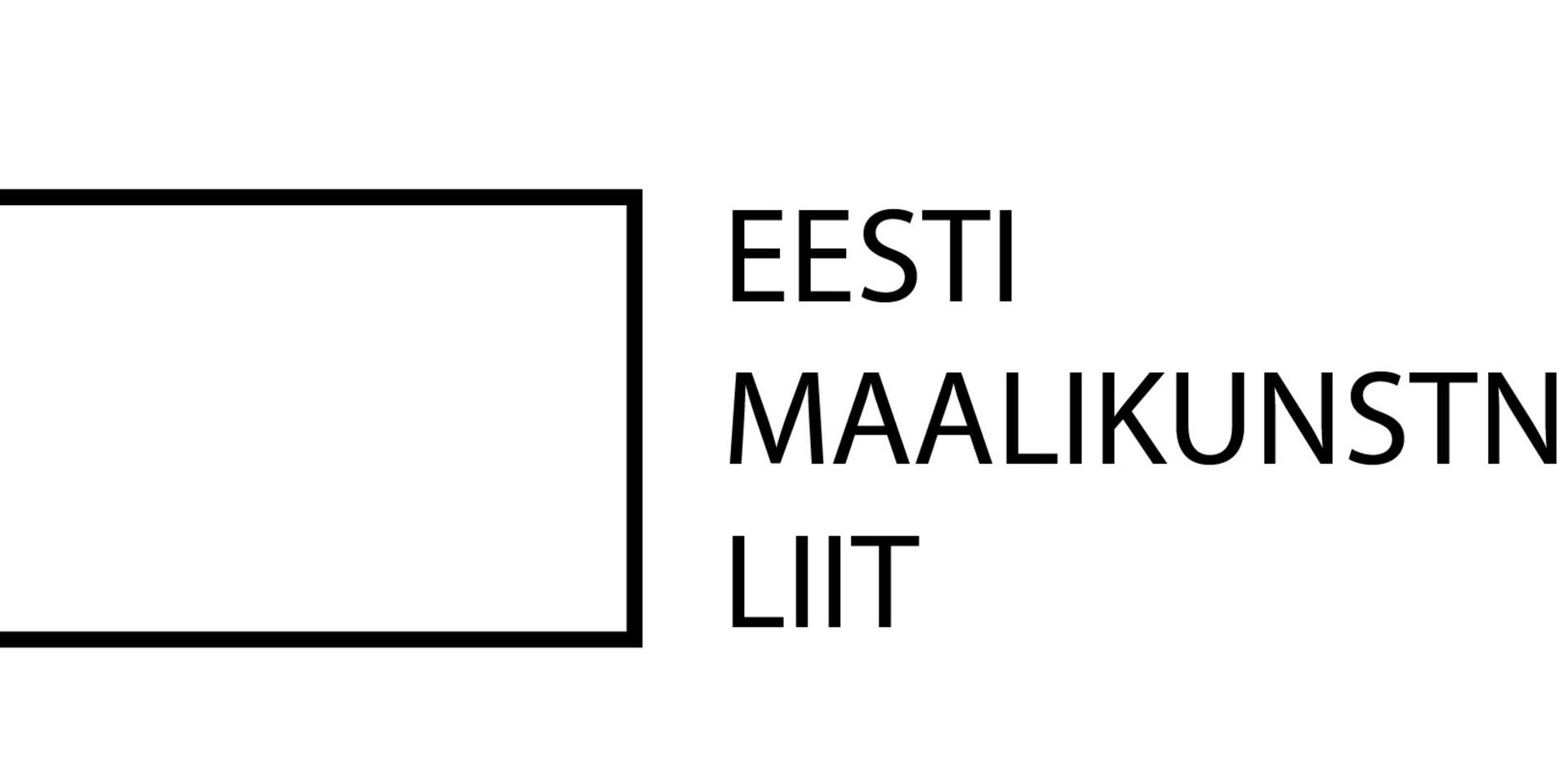 Eesti Maalikunstnike Liit logo kasutused
