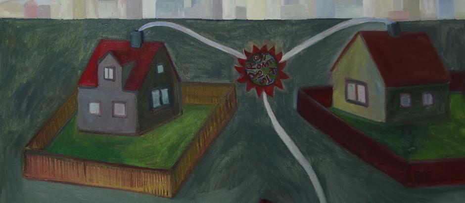 EML aastanäitusest, maalikunsti hetkeseisust  ja teostest ükshaaval - kirjutab JAAN ELKEN