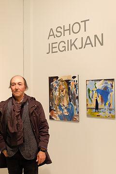 Ashot Jegikjan 2018, Tallinna Kunstihoon