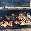 Brisket and Chicken  (Price for one person)