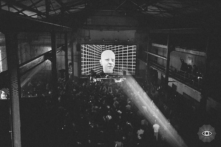 Концерт Atom TM @ Нобель
