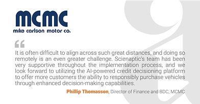 MCMC Mike Carlson Motor Co.