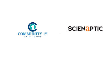 Community 1st Credit Union Chooses Scienaptic for Quicker, Sharper AI-Powered Credit Decisioning