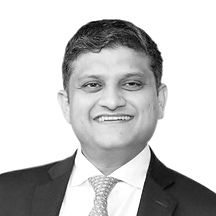 Pankaj Jain Partner and President ​20+ years of global entrepreneurial experience as business and commercial leader in analytics & IT at CRISIL, Genpact, Oracle