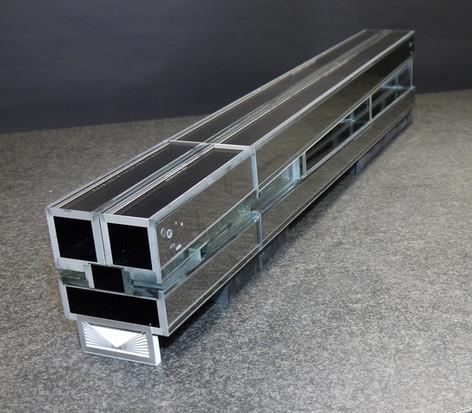 PSI Monolith Quad Neutron Guide #1