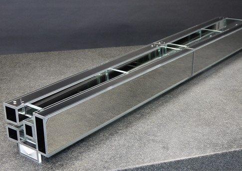 PSI Monolith Quad Neutron Guide #2