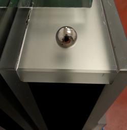 Sphere for measuring