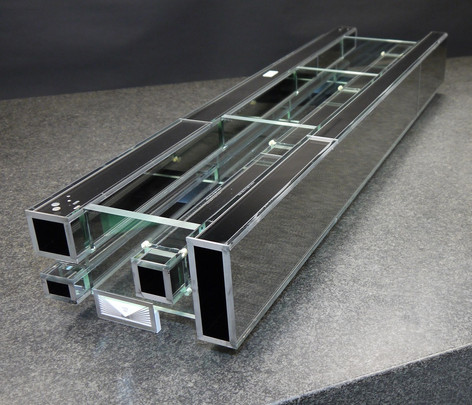 PSI Monolith Quad Neutron Guide #3