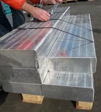 borated aluminium