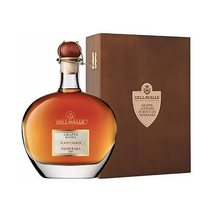 Della Valle Rum (Demerara) barrels 2003