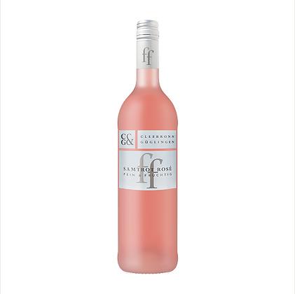 Cleebronn & Güglingen Samtrot Rosé Fein & Fruchtig