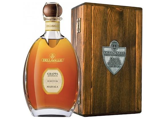 Della Valle Marsala barrels 2003