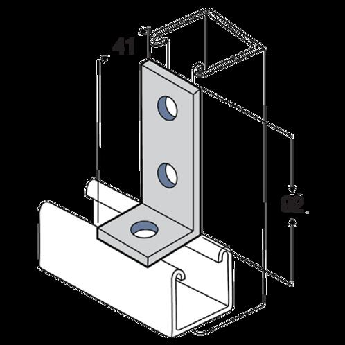 3 Hole Corner Angle