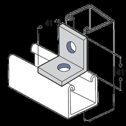 2 Hole Corner Angle