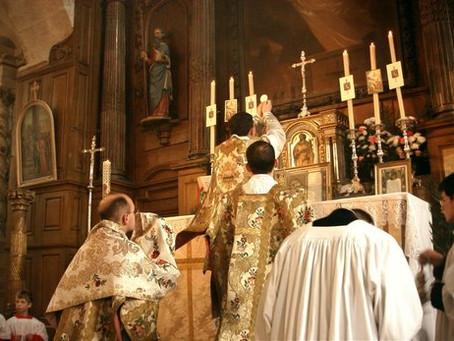 A Catholic Parish in Oshawa That Offers The Traditional Latin Mass?