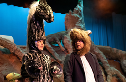 Horse The Wind in the Willows Ratty BYU Idaho
