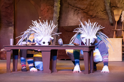 The Wind in the Willows hedgehogs