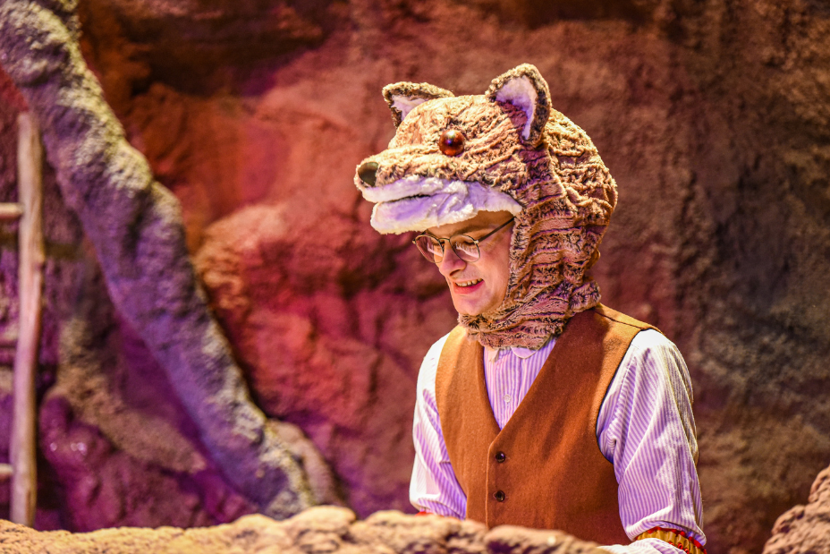 Hayden Allred The Wind in the Willows Mr. Fox