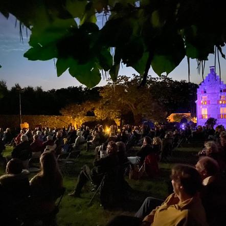 Outdoor cinema Kasteel Vosbergen