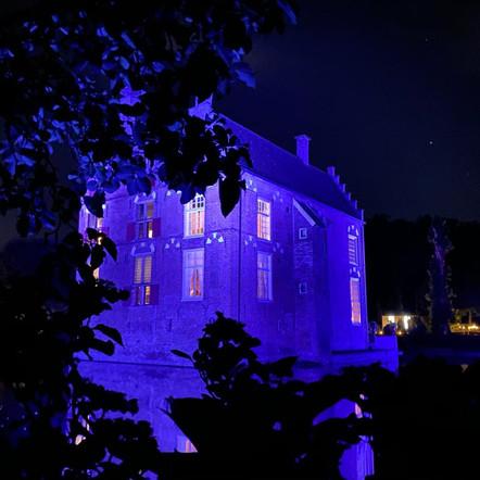 Vosbergen Purple spotlight