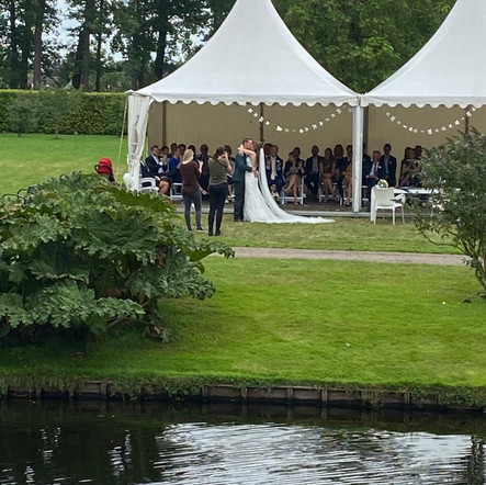 Huwelijk 2020 Kasteel Vosbergen
